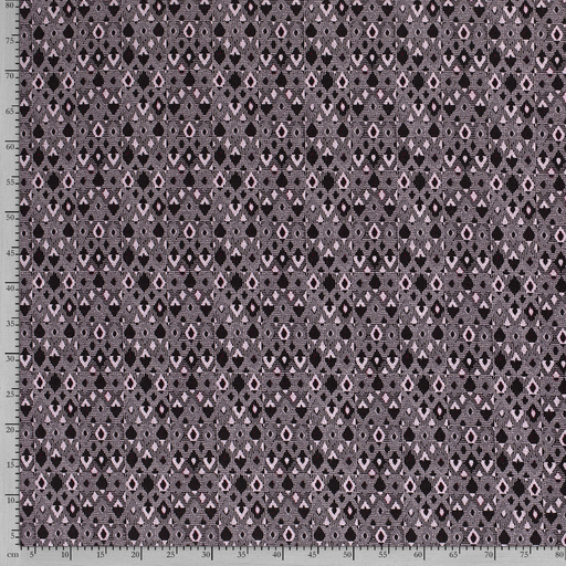 Knitted fabric fabric Abstract