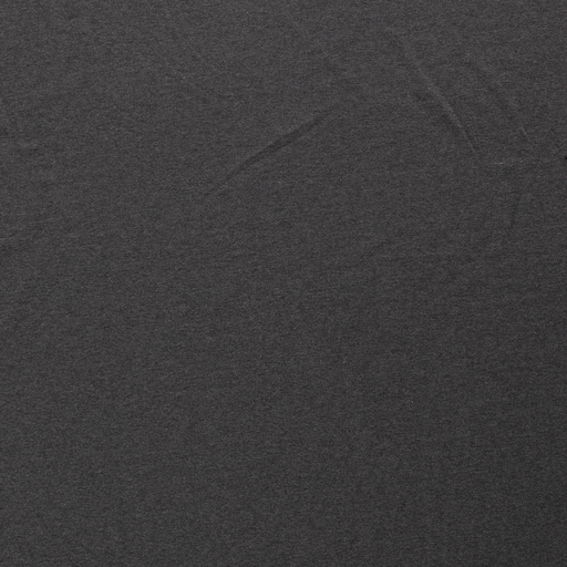 French Terry fabric Dark Grey soft