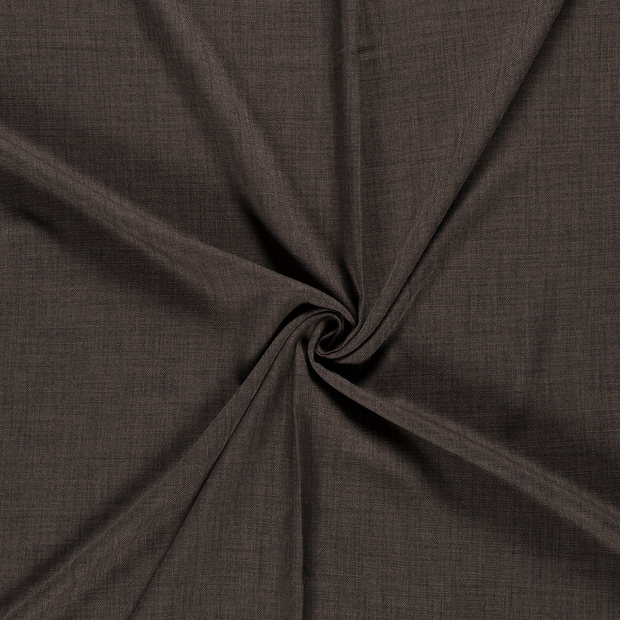 Panama fabric Taupe Brown