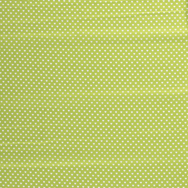 Poplin fabric Petrol soft