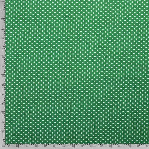 Poplin fabric Dots printed