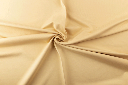 Jersey fabric Unicolour Yellow