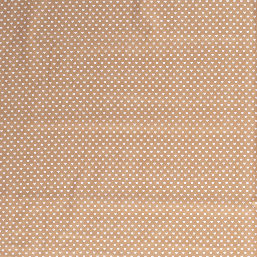 Poplin fabric Camel soft