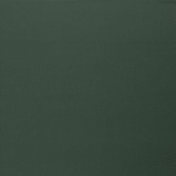 Gabardine fabric Dark Green soft