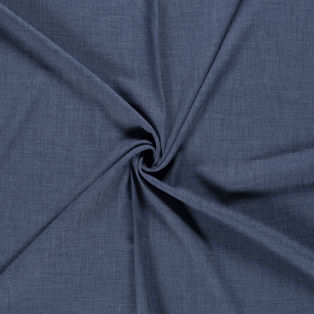 Panama fabric Steel Blue