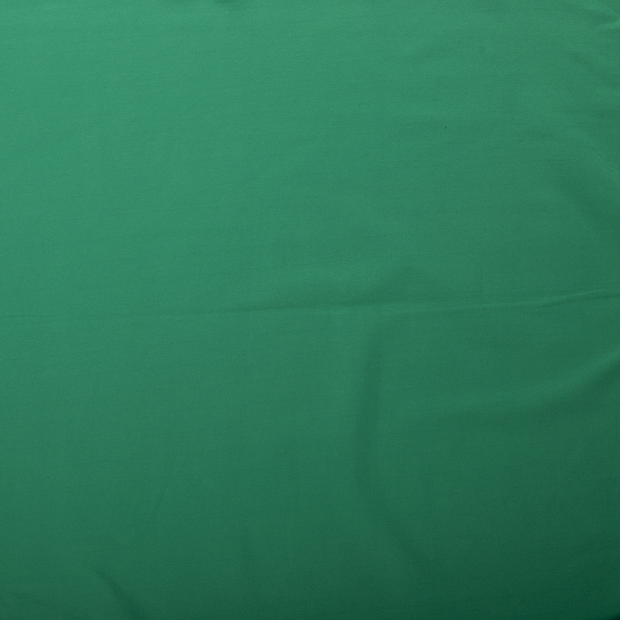 French Terry fabric Forest Green soft
