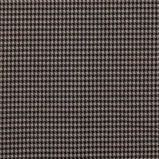 Knitted fabric fabric Abstract Taupe Brown
