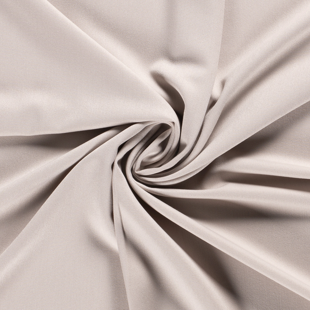 Gabardine fabric Unicolour Beige
