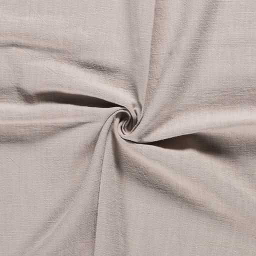 Ramie Linen fabric Unicolour Light Grey