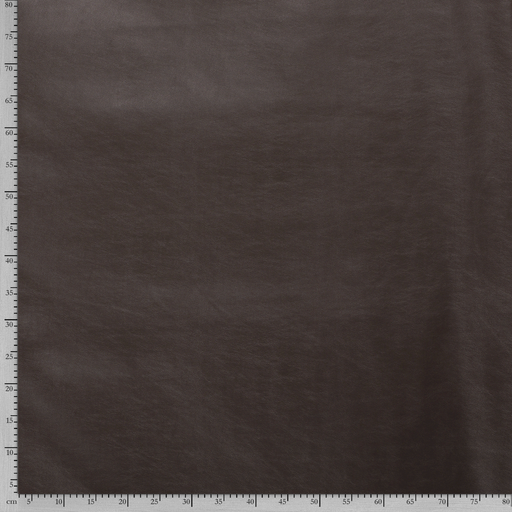 Imitation leather fabric Unicolour PUR-coated