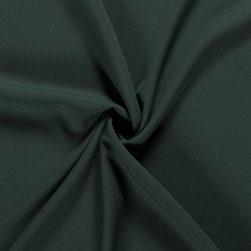 Power Stretch fabric Unicolour Dark Green