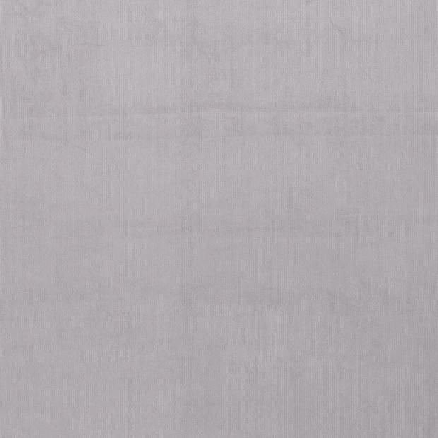 Corduroy fabric Light Grey matte