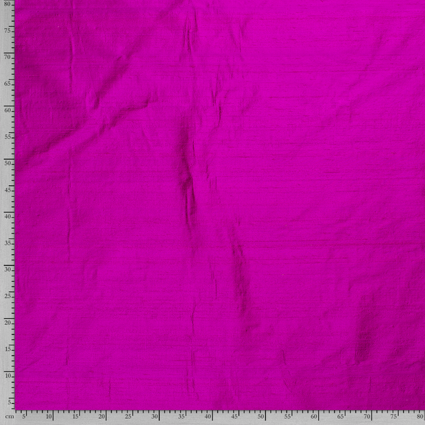 Silk Dupion fabric Unicolour