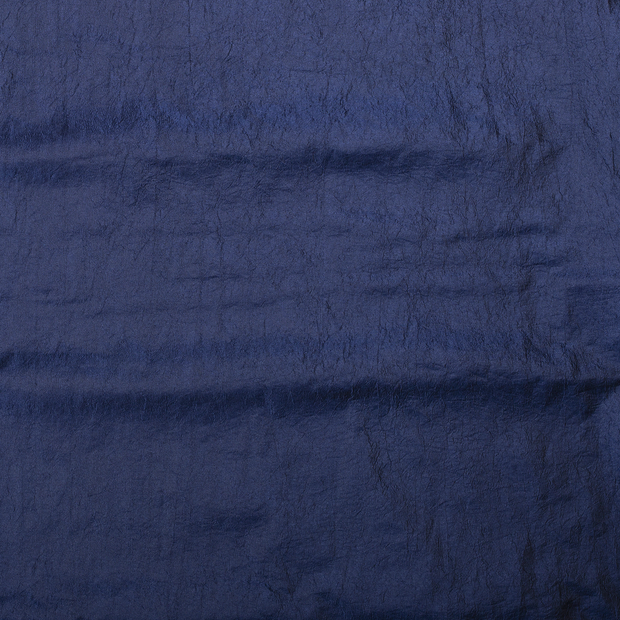 Taffeta fabric Cobalt slightly shiny