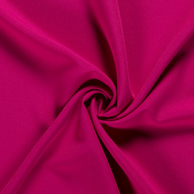 Power Stretch fabric Unicolour Fuchsia