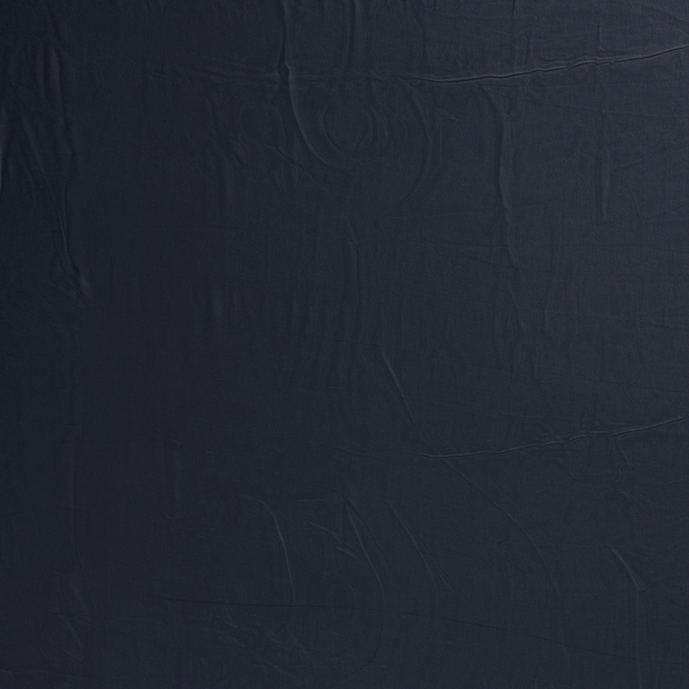 Chiffon fabric Navy semi-transparent