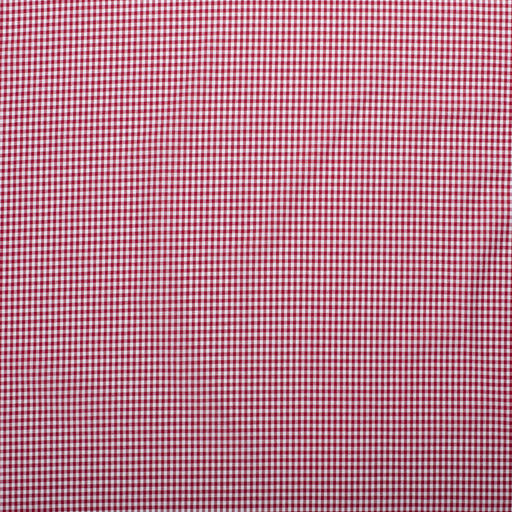 Cotton others fabric Red matte