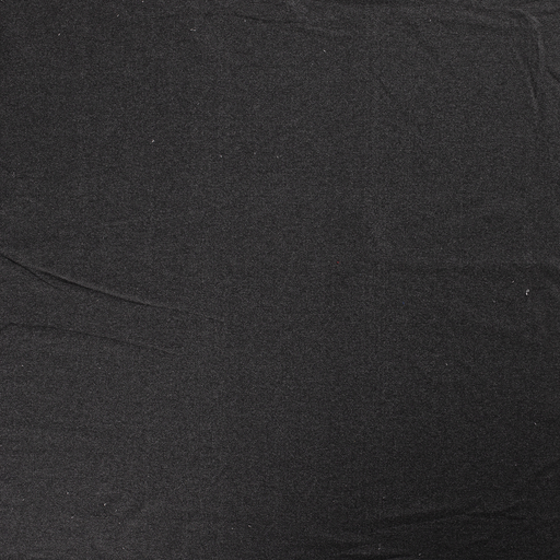 French Terry fabric Dark Grey matte