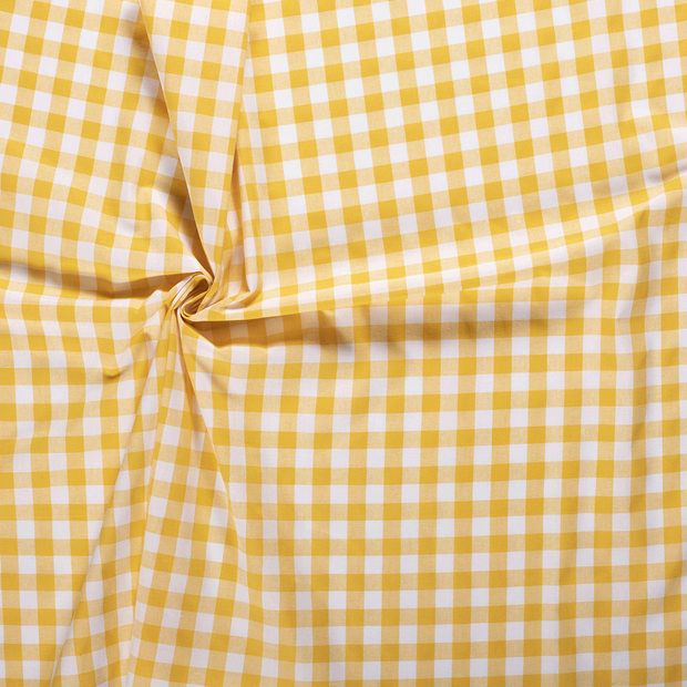 Cotton others fabric Yellow