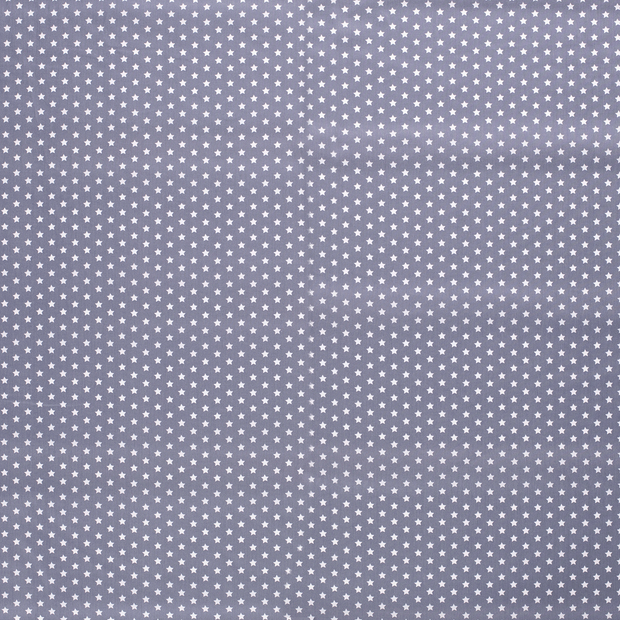 Poplin fabric Light Grey soft