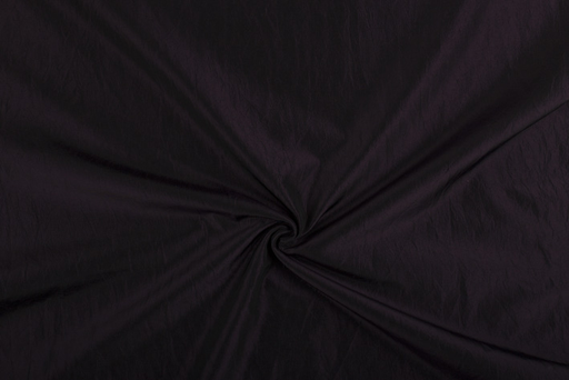 fabric Unicolour Dark Purple / Carbon