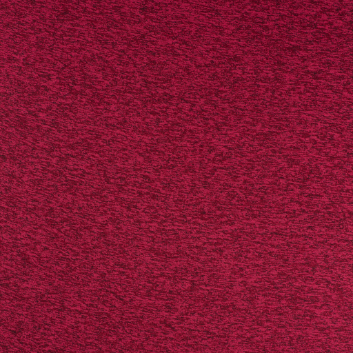 Knitted fabric fabric Red matte