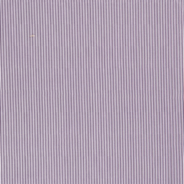 Poplin fabric Stripes Purple