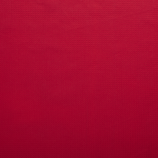 Towelling fabric Red matte