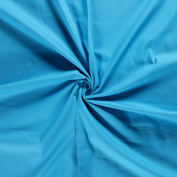 Canvas fabric Aqua