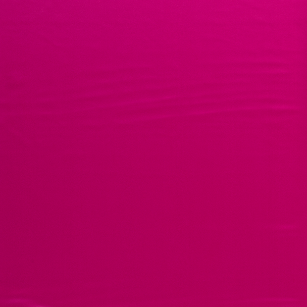 Satin fabric Fuchsia silk matte