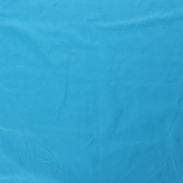 Canvas fabric Aqua matte