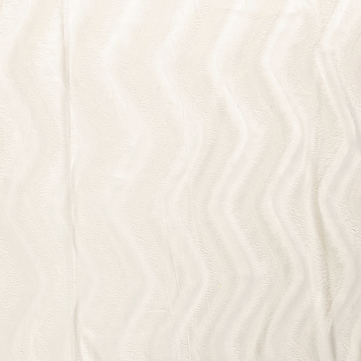 Velours fabric Off White soft