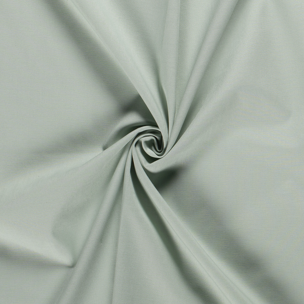 Cretonne fabric Unicolour Mint
