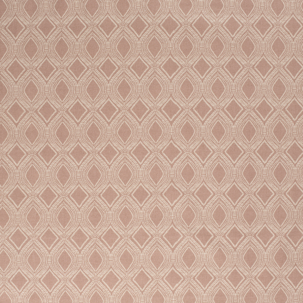 Linen Look fabric Dark Pink matte