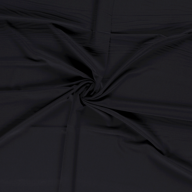 Polyester Mix fabric Navy