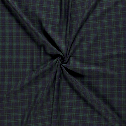 Polyester Mix fabric Dark Green