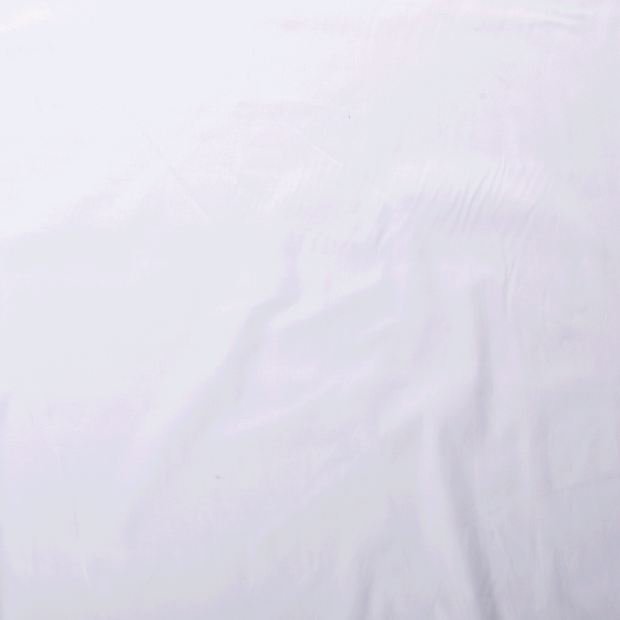 Poplin fabric Optical White matte