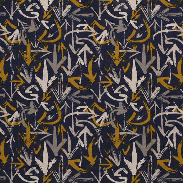 Panama fabric Miscellaneous Navy