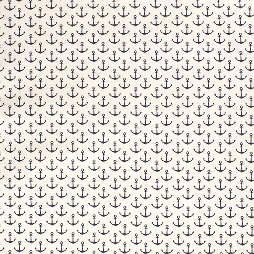 French Terry fabric Off White matte