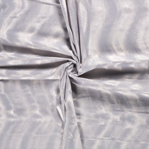 Velours fabric Light Grey