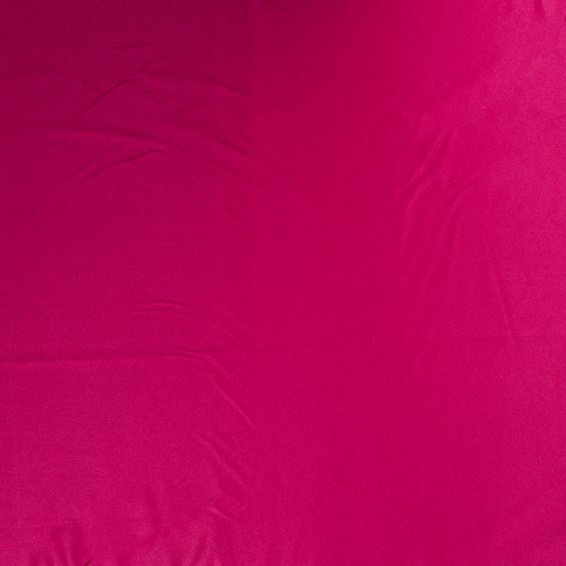 Satin fabric Fuchsia slightly shiny