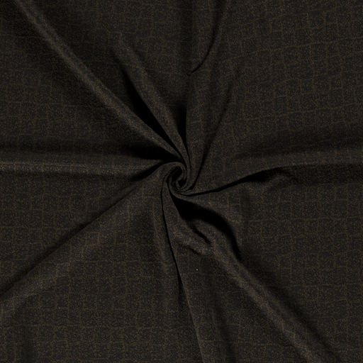 Knitted fabric fabric Dark Green