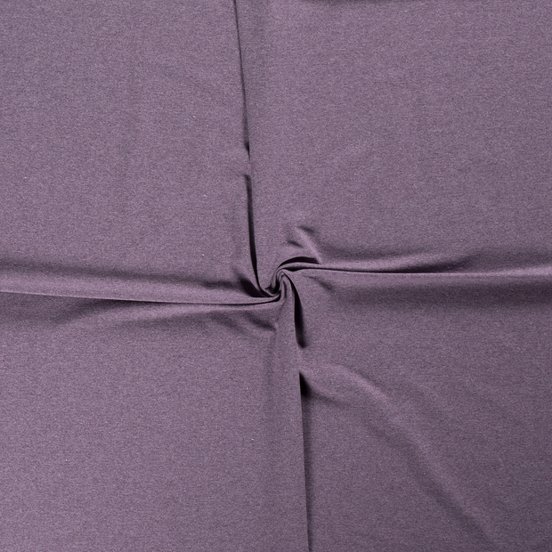 French Terry fabric Purple