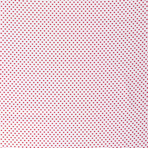Poplin fabric Optical White soft