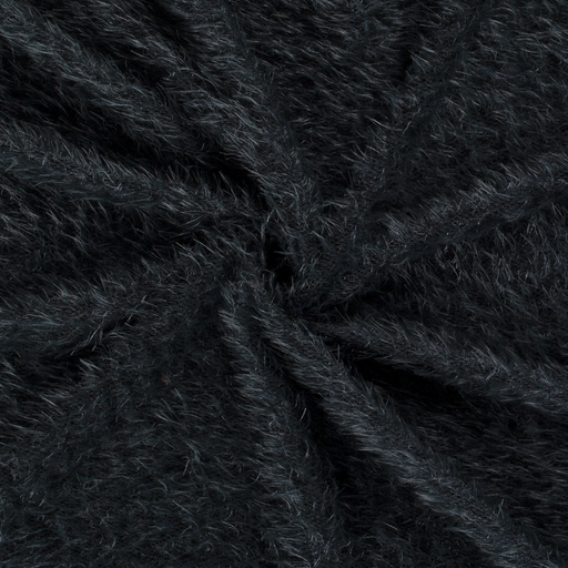 Knitted fabric fabric Shapes Dark Green