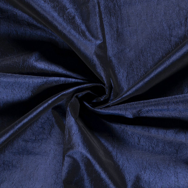 Taffeta fabric Unicolour Cobalt