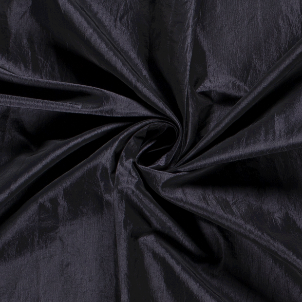 Taffeta fabric Unicolour Navy