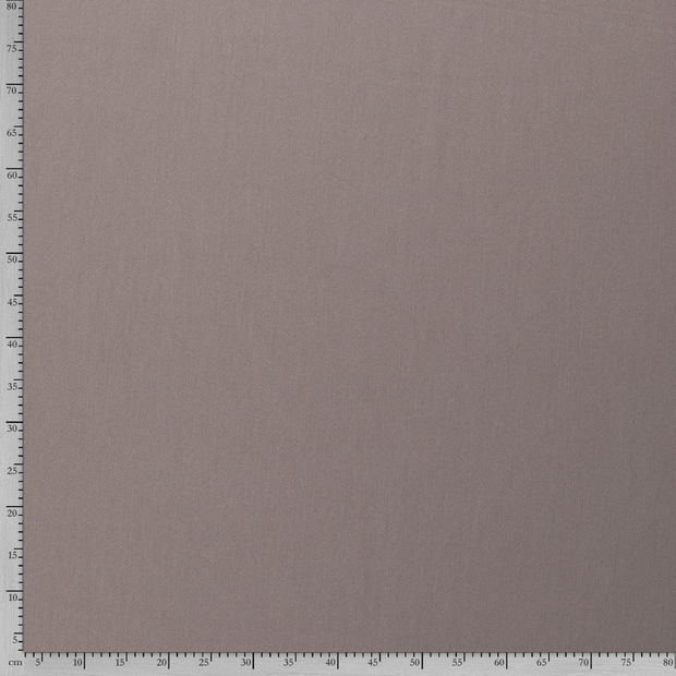 Gabardine fabric Unicolour brushed