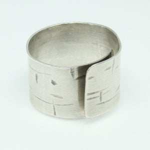 Adjustable Hash Tag Design Ring