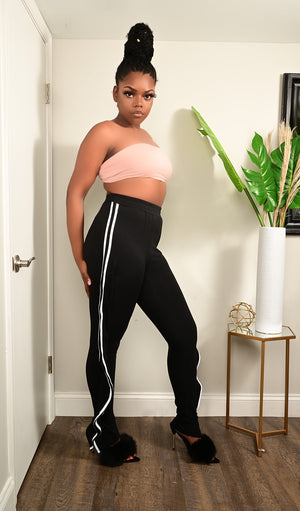 SLIM THIC SPORTY FASHION PANTS